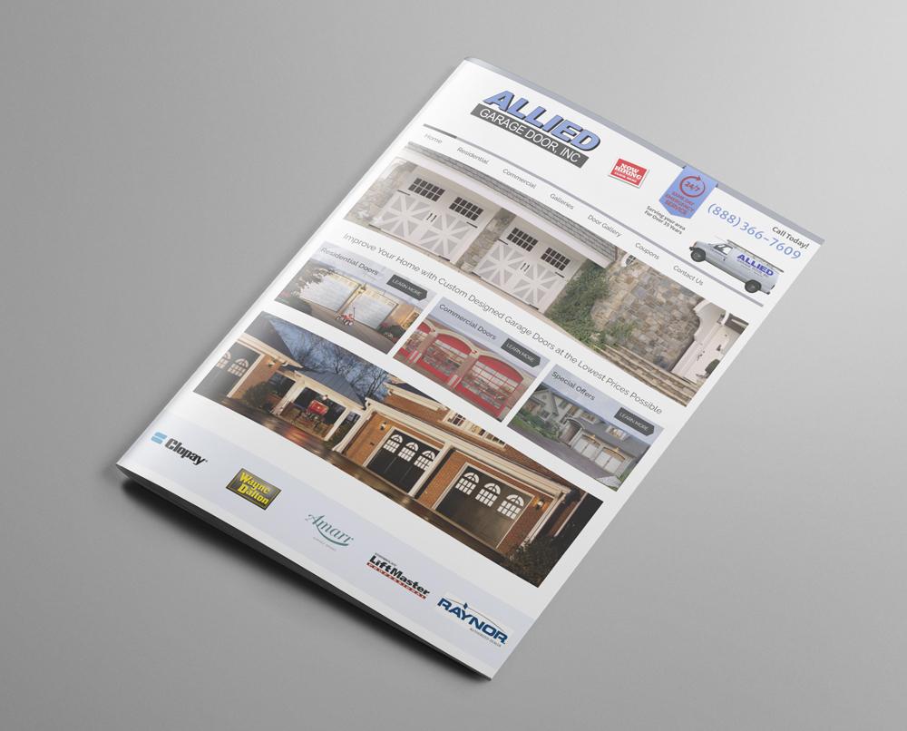 Allied Garage Door INC Brochure
