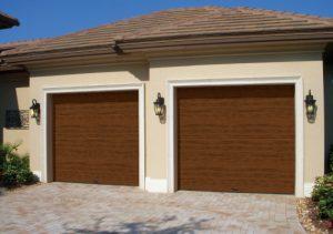 Modern Steel Garage Door (2)
