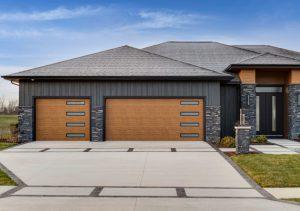 Modern Steel Garage Door (5)