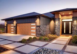 Modern Steel Garage Door (7)