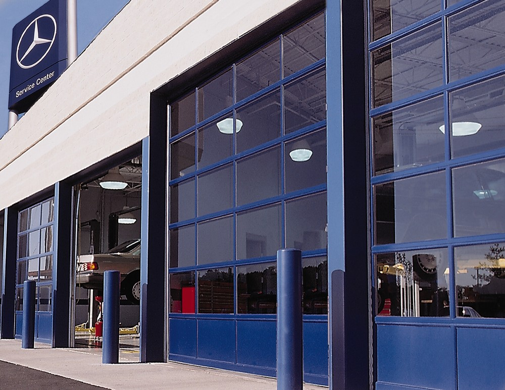 Request A E For Commercial Garage Doors In Chicagoland